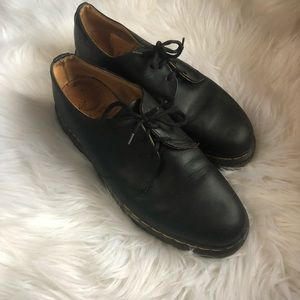 Dr Martens Made In England Vintage 1461 Oxford